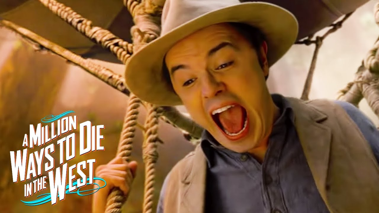 Million Ways To Die In The West - Trailer - YouTube