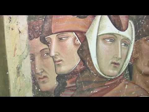 Il Cantiere di San Francesco di Ambrogio Lorenzetti