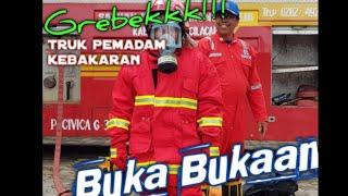 Grebek Truk Pemadam Kebakaran Kabupaten Cilacap 3000 L