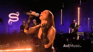 Alicia Keys- Try Sleeping With A Broken Heart  ( AOL Sessions )