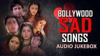 Bollywood Sad Songs Top 12 Hindi Songs 90 s Evergreen Songs Kumar Sanu Alka Yagnik JUKEBOX