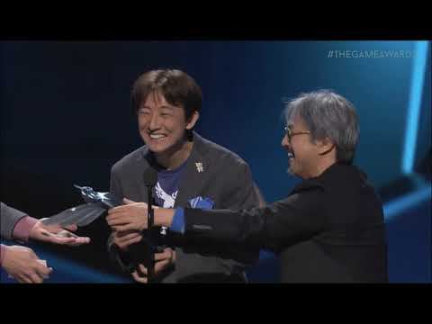 Game of the Year - The Game Awards 2017 (VGA)