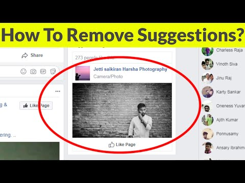 How To Turn Off/Remove Suggested Groups,Pages In Facebook & Block Ads-2019