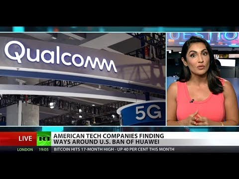 How Silicon Valley evades Huawei ban