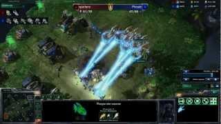 Starcraft 2 - SC2 - Ep 016 1vs1 Terran vs Protos - gameplay comentado en español