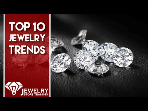 Top Ten Jewelry Trends with George Prout