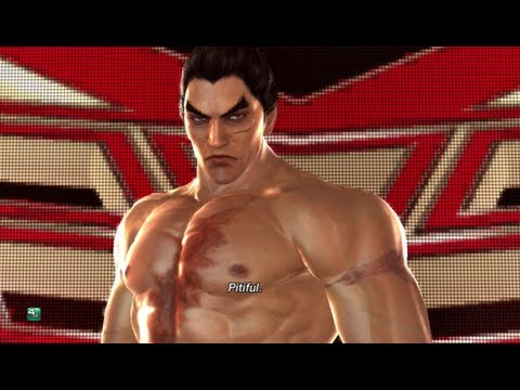Dave plays Tekken Revolution: Part 3 Devil time! Statless Scrub times.