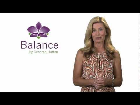 Deborah Hutton talks about her new project - Balance by Deborah Hutton