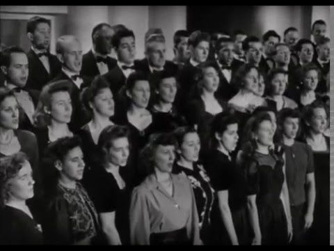 Verdi's Hymn of Nations - Arturo Toscanini (1943) [HQ UNCENSORED]