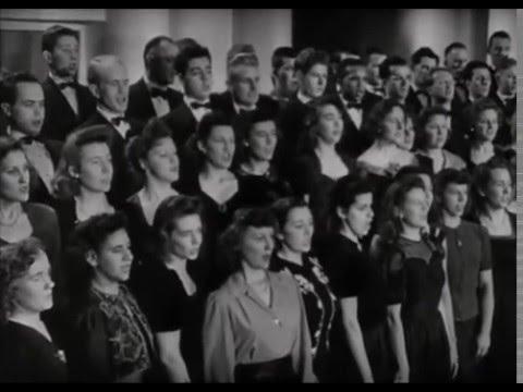 Verdi's Hymn of Nations - Arturo Toscanini (1943) [HQ UNCENSORED]