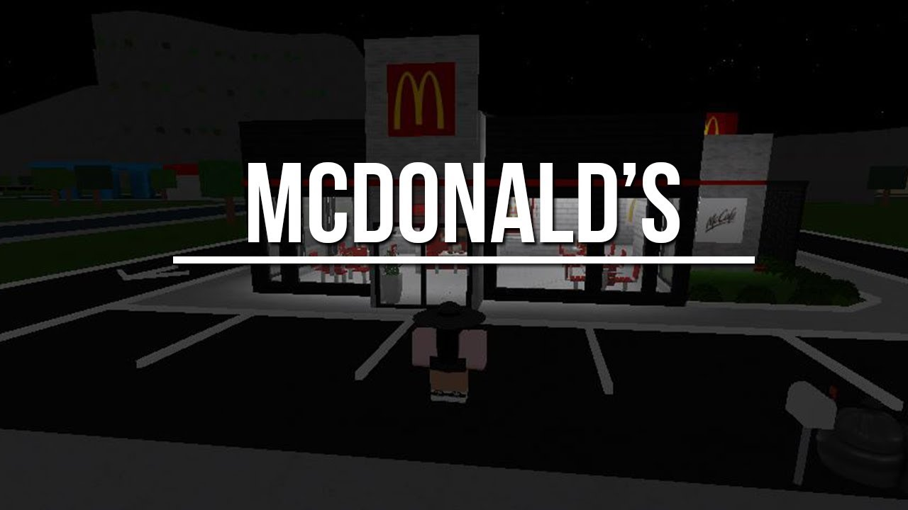 ROBLOX | Welcome to Bloxburg: McDonald's 30k
