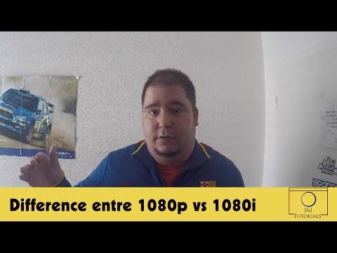 diferencia entre 1080p y 720p or 1080p