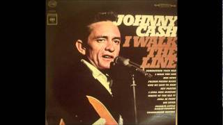 Johnny Cash - Troublesome Waters