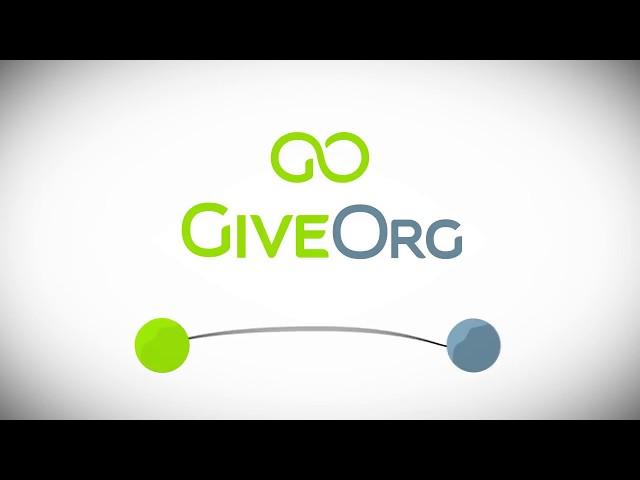 GiveOrg - Te presentamos GiveOrg