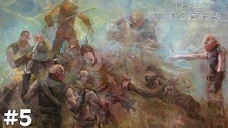 The Witcher (Прохождение) ▪ ПЕРВЫЕ ПОСЛЕДСТВИЯ ▪ #5