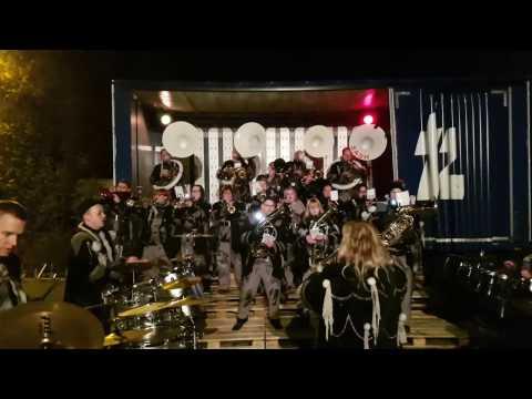 Sulmanafetza Neckarsulm - Danza Kuduro (Don Omar feat. Lucenzo)