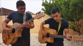 Rey de corazones - Ariel Camacho / Sergio y Efrain (Cover)