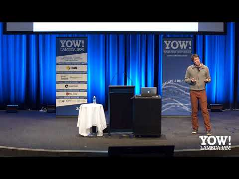 YOW! Lambda Jam 2018 - Colin Fleming - Developing an IDE for Clojure code #YOWLambdaJam