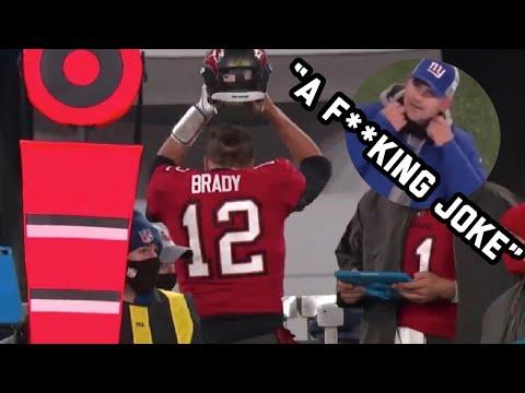 Giants Vs Buccaneers Crazy Final Moments