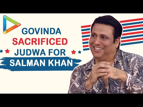 BREAKING: Govinda SACRIFICED Judwa for buddy Salman Khan!