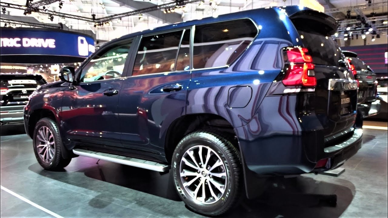 Toyota Land Cruiser 2020 bản 2.8D