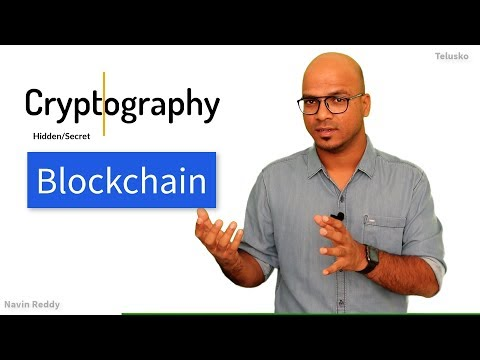 Cryptography | Blockchain