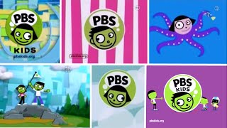 PBS Kids ID / System Cue Compilation (1999- )