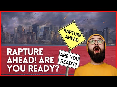Rapture Ahead! Not... Are You Ready? by Johanna Zender