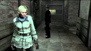 Resident Evil 6 demo Sherry Birkin close up