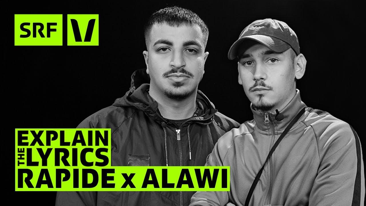 @Rapide x Alawi erklären «Champs-Élysées» | Explain the Lyrics | SRF Virus
