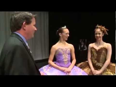 Vice Mayor Bill Gates @  Master Ballet Academy's rehearsal.
