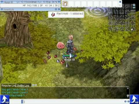 Ragnarök Online Gameplay