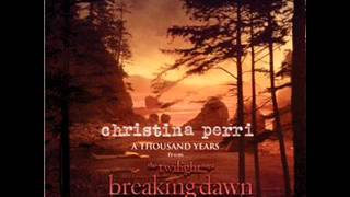 Christina Perri A Thousand Years Official Music Audio