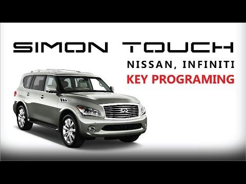 Nissan Infinity Key Programming Tool