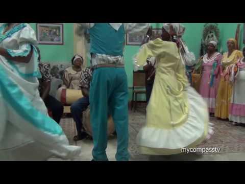 Tumba Francesa Performance - Santiago de Cuba