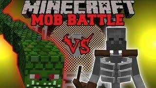 mutant-skeleton-vs-naga-minecraft-mob-battles-twilight-forest-and-mutant-creatures-mods