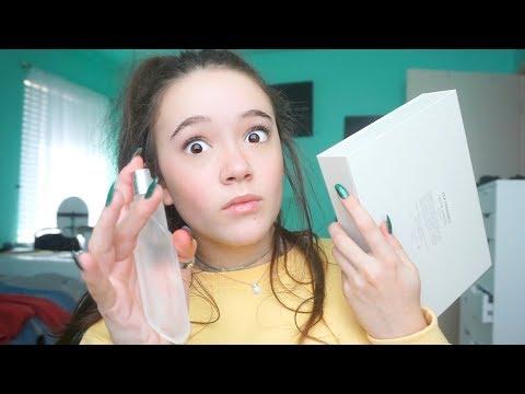 KKW Perfume! Is it worth it? FionaFrills Vlogs