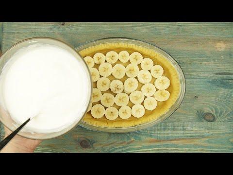 Банановый пирог 61 рецепт с фото рецепты с