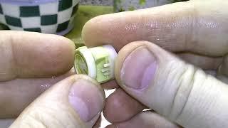 как отремонтировать керамический кран (буксу)