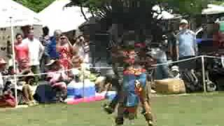 Corn Dance - 30th Annual Thunderbird American Indian Powwow