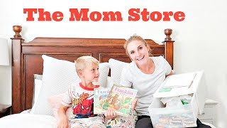 How To Get Kids READING || The Mom Store