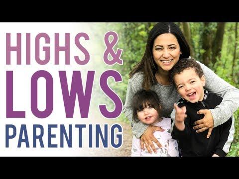 Ups and Downs of Parenting  MATERNAL MENTAL HEALTH AWARENESS  Mindful Motherhood  Ysis Lorenna