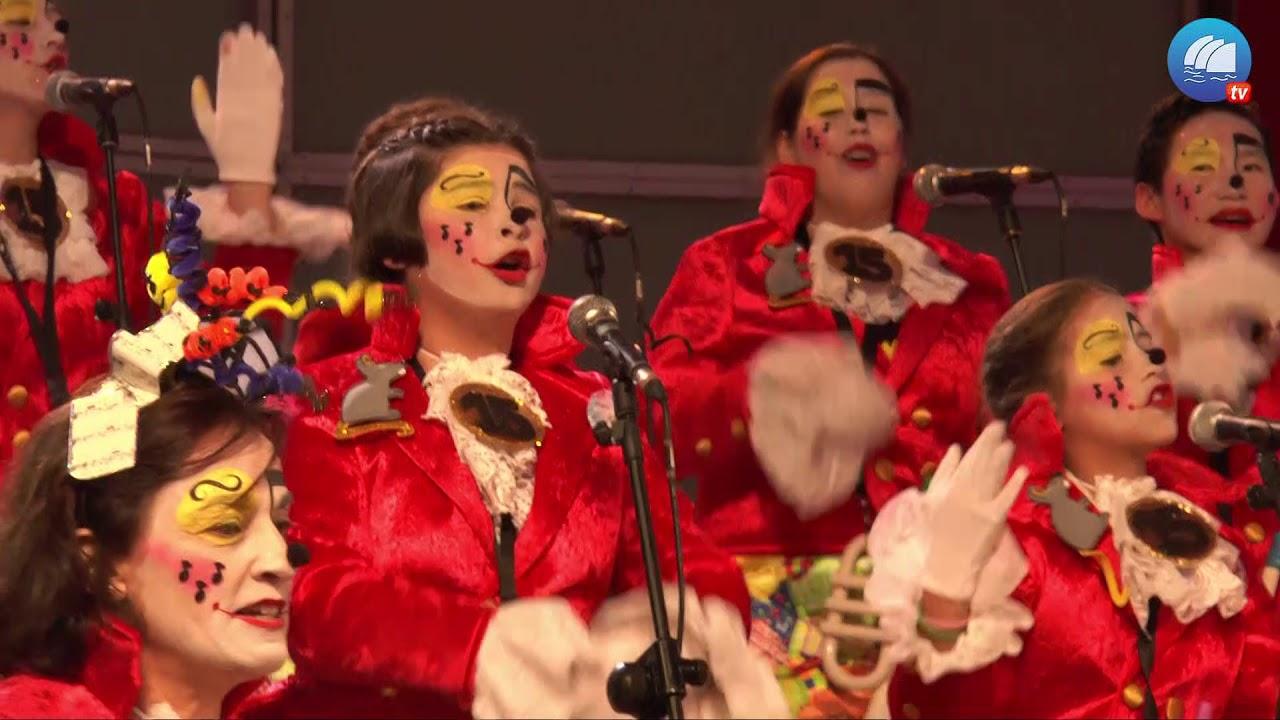 "Murga Infantil ""Chiqui Rompis"" 2018"
