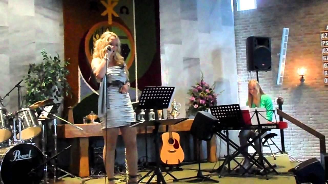 Magnifiek Lied gezongen voor mijn zus&zwager op hun bruiloft! - YouTube #GX87