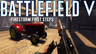 Firestorm First Steps - Battlefield V thumbnail