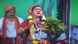 விஜயலட்சுமி நவநீதகிருஷ்ணன் நாட்டு பாடல் Tamil Folk Song Dr Vijayalakshmi Navaneethakrishnan