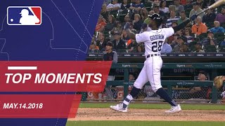 Top 10 Moments of the Day: 5/14/18