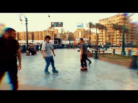 POWERSLIDE Free skate & Freestyle in cairo - Freestyle inline Skating فري ستايل سكيت