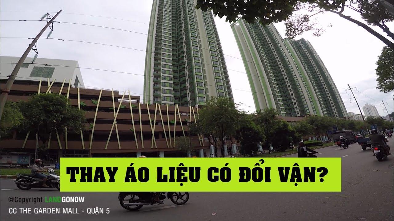 Chung cư The Garden Mall, Hồng Bàng, Quận 5 – Thuận Kiều Plaza lột xác – Land Go Now ✔