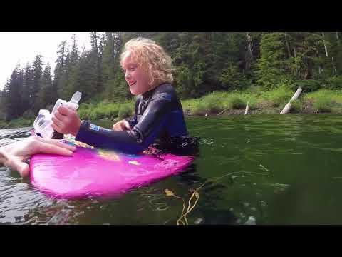 Camping Spider Lake 2017 South Olympic Mountains Washington